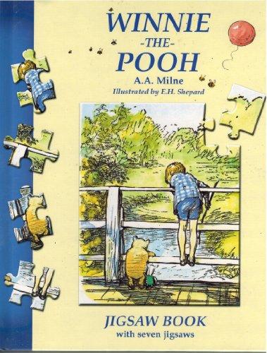 Winnie-the-Pooh : jigsaw book with seven jigsaws