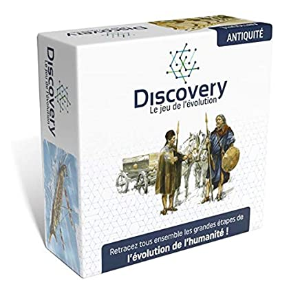 Discovery - Le jeu de l'évolution. Antiquité. Édition 2019