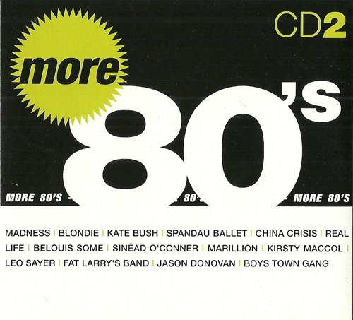 Special Hits From The 80s [Card Board Sleeve] [2] (Compilation CD, 18 Tracks) -