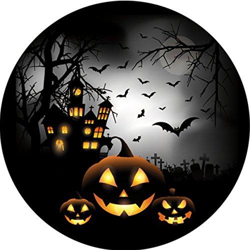 (Tortenaufleger Halloween3 Ø 20 cm)