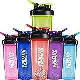 ProElite V3 Mixable Protein Shaker Bottle, 600 mL, Green