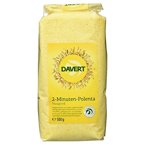 Davert Bio 2-Minuten Polenta, 500 g