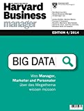 Harvard Business Manager Edition 4/2014: Big Data medium image