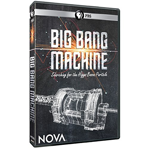Nova: Big Bang Machine [DVD] [Import] (Big Bang Machine)