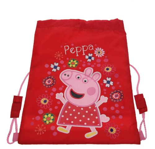 Peppa Pig, Kinder Kinderhandtasche rot rot Peppa Pig Trainer