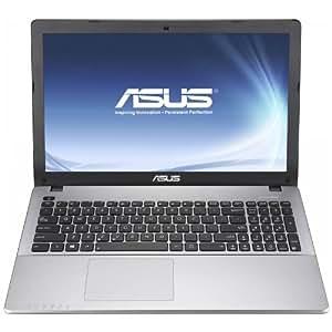 """Asus R510CC-XX483H Ordinateur Portable 15,6"""" (39,62 cm) Intel Core i5 3337U 1,8 GHz 1 To 4 Go Nvidia GeForce GT720M Windows 8 Gris/Noir"""
