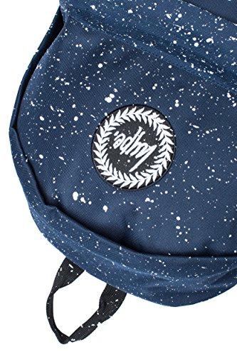 Hype Rucksack Tasche - Verscheidene Farben marineblau / weiß