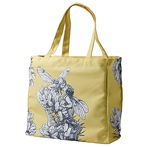 Flower Fairies Fairies Gorse Tote Bag Sac de plage, 35 cm, Multicolore (Multicolor)