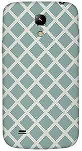 Timpax protective Armor Hard Bumper Back Case Cover. Multicolor printed on 3 Dimensional case with latest & finest graphic design art. Compatible with Samsung I9190 Galaxy S4 mini Design No : TDZ-22980