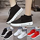 Lailailaily Womens Summer Flat Cross-Tied Round Toe Casual Sports Shoes