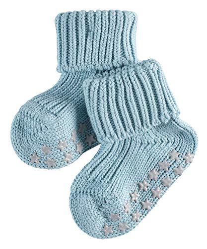 FALKE Catspads Cotton Baby Stoppersocken blue bell (6470) 74-80 mit Anti-Rutsch-Sohle