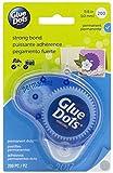 Glue Dots GD11345T Einweg-Abroller Permanent Basteln allgemein mit Papier