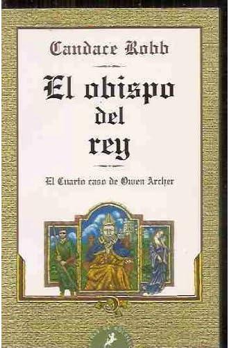 Descargar gratis El Obispo Del Rey de Candace M. Robb