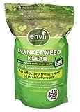 Envii Blanketweed Klear – Mittel zur Fadenalgenbekämpfung beseitigt Unkraut innerhalb von 24 Stunden, die Lösung für klare Gartenteiche (1kg)