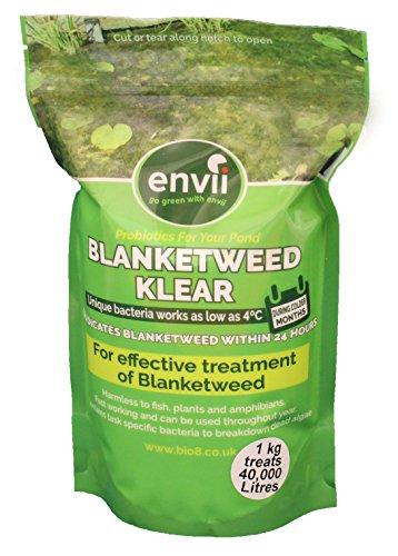 Envii Blanketweed Klear - Le traitement en blanc supprime la mauvaise herbe en 24 heures (300g)