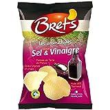 Bret's chips saveur vinaigre 125g (Prix Par Unité) Envoi Rapide Et Soignée
