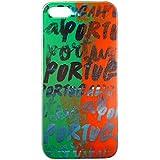 Omenex 682061 Housse silicone pour iPhone 5/5S/5E Motif Drapeau Portugal