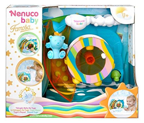Nenuco Baby - Tobogán de baño con Tortuga (Famosa...