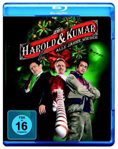 Harold & Kumar - Alle Jahre wieder [Blu-ray]