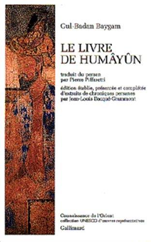 Le livre de Humayun par G. B. Baygam