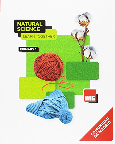 Natural Science 1 Madrid Student Bk Learn Together (BYME)