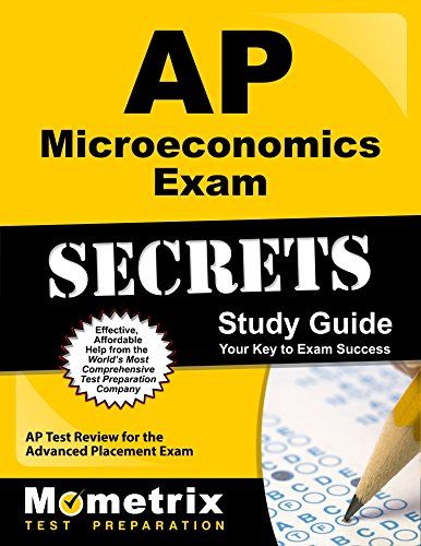Ap Microeconomics Exam Secrets Study Guide Ap Test Review For The Advanced Placement Exam