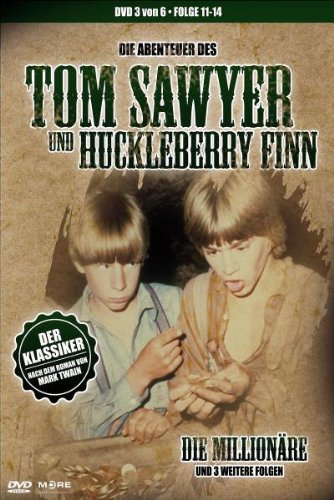 Tom Sawyer & Huckleberry Finn 3