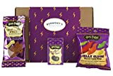 Harry Potter Sweets & Chocolate American Selection Box - Chocolate Frog, Jelly Belly Bertie Bott's Beans & Jelly Slugs. Hamper Exclusive To Burmont's