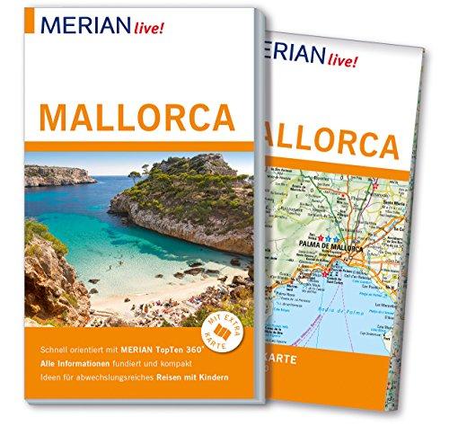 Preisvergleich Produktbild MERIAN live! Reiseführer Mallorca: Mit Extra-Karte zum Herausnehmen