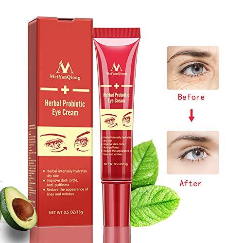 Augencreme Duvina Anti-Falten Anti Aging Augencreme Herbal Probiotic Ageless Entfernen Augenringe Puffiness Repair Augen