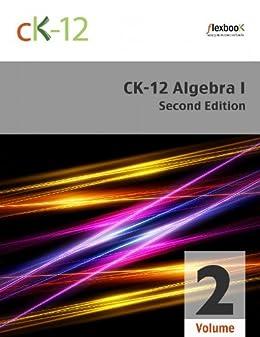 CK-12 Algebra I - Second Edition, Volume 2 Of 2 von [CK-12 Foundation]