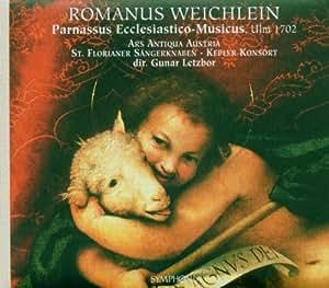 Parnassus Ecclesiastico-Musicus, Ulm 1702