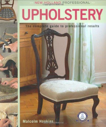 Preisvergleich Produktbild New Holland Professional: Upholstery