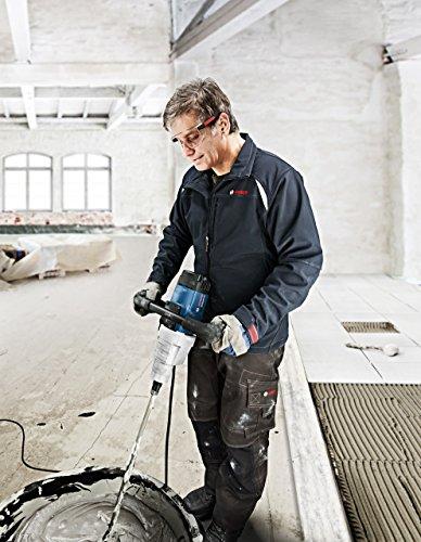 Bosch Professional GRW 18-2 E, 1.800 W Nennaufnahmeleistung, 45,0 / 19,0 Nm Nenndrehmoment, 7,2 kg Gewicht, Rührkorb 160 mm Ø