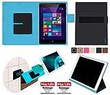 reboon Hülle für Hewlett Packard Pro Tablet 608 Tasche Cover Case Bumper   in Schwarz   Testsieger