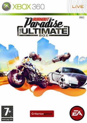 ELECTRONIC ARTS BURNOUT PARADISE THE ULTIMATE BOX XBOX 360 EAI07606303