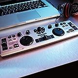 Numark DNU DJ2GO Contrôleur DJ Mini Nomade Gris