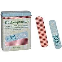 Unbekannt 20 Pflaster mit Küchen Motiven in Metall Box - Pflasterbox Küche Kochen Küchenwunder Küchenpflaster... preisvergleich bei billige-tabletten.eu