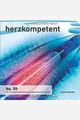 Herzkompetent: Das besondere Notizbuch mit Punktrastermustern (No. 59) Taschenbuch