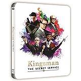 Kingsman The Secret Service Steelbook / Includes Art Cards / Import / Region Free Blu Ray