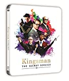 Kingsman The Secret Service Steelbook / Includes Art Cards / Import / Region Free Blu Ray