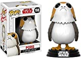 FunKo 14818 No POP Bobble: Star Wars: E8 TLJ: PORG, Mehrfarbig