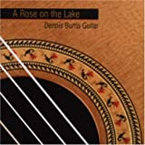 Rose on the Lake by Dennis Burns