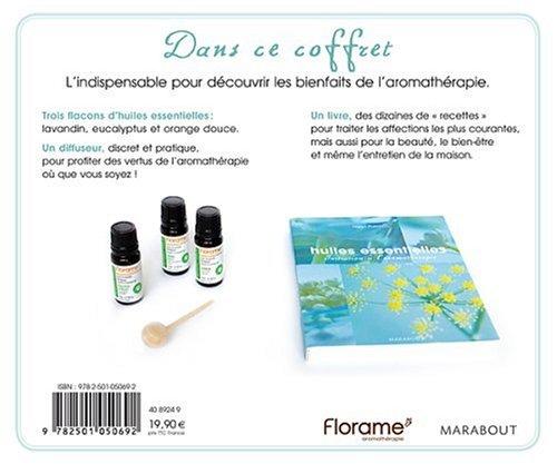 Huiles essentielles : Initiation à l'aromathérapie