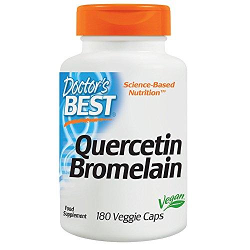 Förderung Der Vitamin-b-komplex (Bromelain Quercetin, 180 Veggie Caps - Arzt Besten)