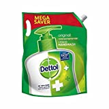 #4: Dettol Liquid Hand wash Refill Original -1500 ml