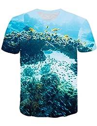 Jack /& Jones T-Shirt Et Tops Homme Assortiment fit à encolure ras-du-cou à manches courtes tee-S-XXL