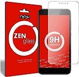 ZenGlass Flexible Glas-Folie für Xiaomi Redmi 4X Panzerfolie I Display-Schutzfolie 9H I (Kleiner Als Das Gewölbte Display)
