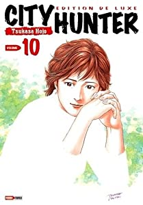 City Hunter - Nicky Larson Edition de luxe Tome 10