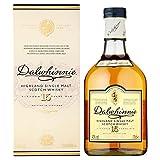 Dalwhinnie 15 Jahre alter Highland Single Malt Scotch Whisky 70 cl (Packung mit 6 x 70cl)